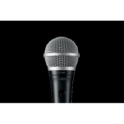 PGA48-LC CARDIOID DYNAMIC VOCAL MICROPHONE