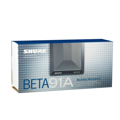 BETA 91A Kick Drum Microphone