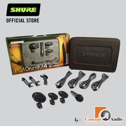 PGADRUMKIT4 PG Alta Drum Microphone Kit 4 Й█╥ The essential package