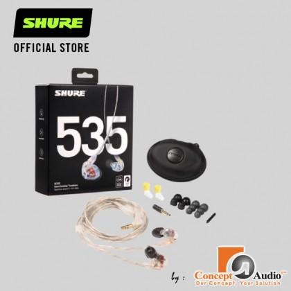 [PRE-ORDER] SE535 Sound Isolating Earphones (ETA: 4 week once order place)