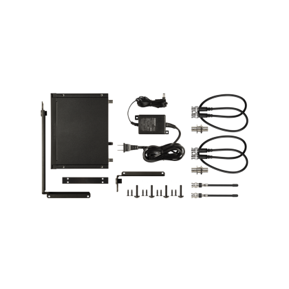 BLX14R/W93 Wireless Rack-mount Presenter System with WL93 Miniature Lavalier Microphone