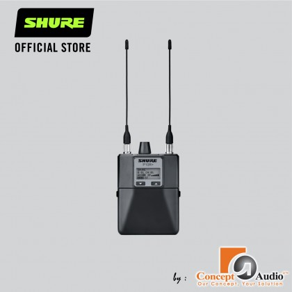 P10R+ DIVERSITY BODYPACK RECEIVER ( PSM 1000 In Ear Monitoring System )