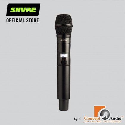 [PRE-ORDER] ULXD2/KSM9HS ULXD2 DIGITAL HANDHELD TRANSMITTER WITH KSM9HS CAPSULE ( ETA: 4 weeks after order placed )