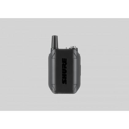 SHURE GLXD14R/WL93 GLX-D Advanced Digital Wireless Presenter System with WL93 Lavalier Microphone