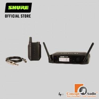 [PRE-ORDER] SHURE GLXD14  Digital Wireless Guitar System (ETA: 4 weeks after order placed)