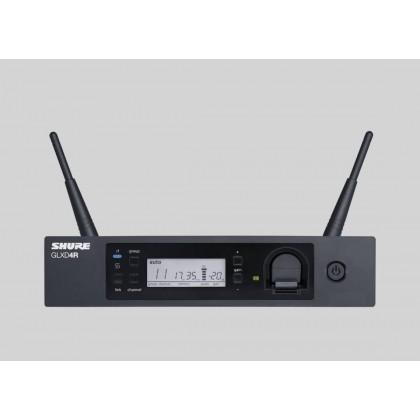 SHURE GLXD24R/B58A GLX-D Advanced Digital Wireless Vocal System with BETA58A Vocal Microphone