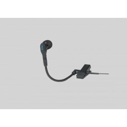 SHURE GLXD14R/B98H GLX-D Advanced Digital Wireless Presenter System with BETA98H Flexible Gooseneck Microphone