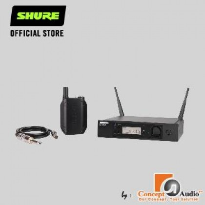 [PRE-ORDER] SHURE GLXD14R GLX-D Advanced Digital Wireless Guitar System (ETA: 4 weeks after order placed)