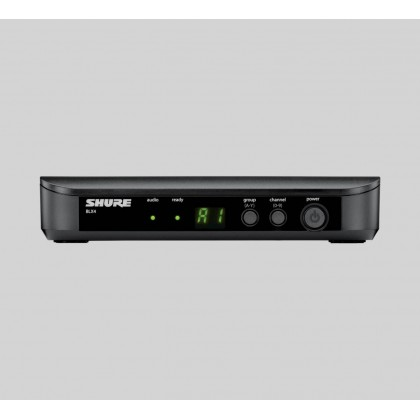 SHURE BLX14/B98 Wireless Instrument System with Beta 98H/C Clip-On Gooseneck Microphone