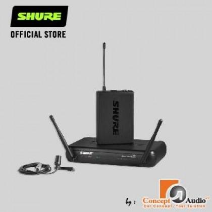SHURE SVX14/CVL Wireless Lavalier System