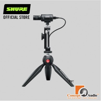 [PRE-ORDER] SHURE MV88 + Video Kit (ETA: 4 weeks from the date ordered)