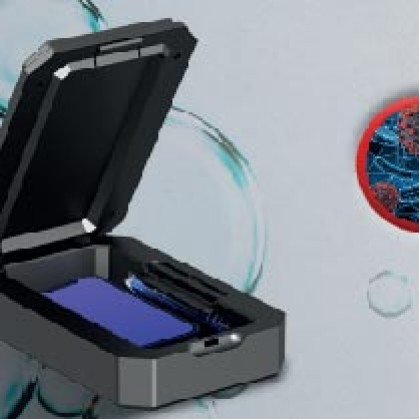 UVBOX (Portable ultraviolet disinfection box)