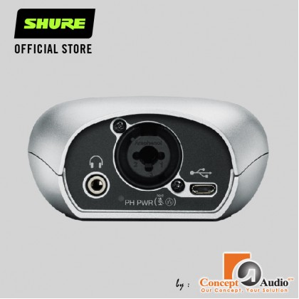 SHURE MVI -MOTIV™ MVi Digital Audio Interface