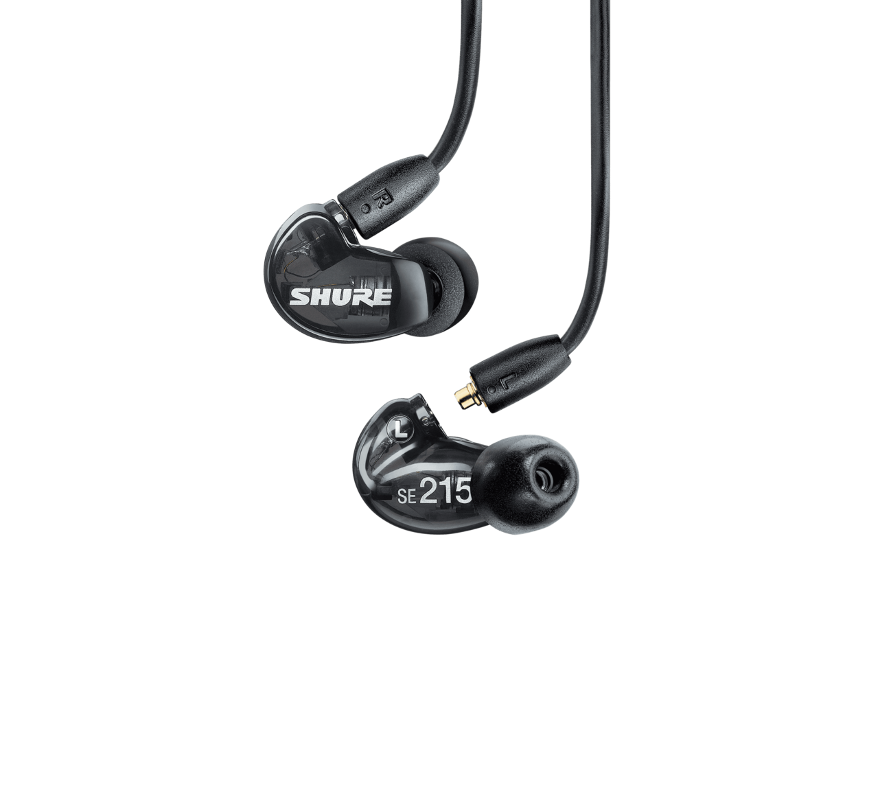 [PRE-ORDER] SE215 Bluetooth Enabled Sound Isolating Earphones with Dynamic MicroDriver and Remote + Mic (ETA: 4 weeks after order placed)